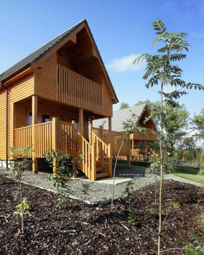 Erne River Lodges Outdoor - Front View