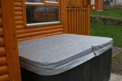 Erne River Lodges Outdoor - Tub Cover