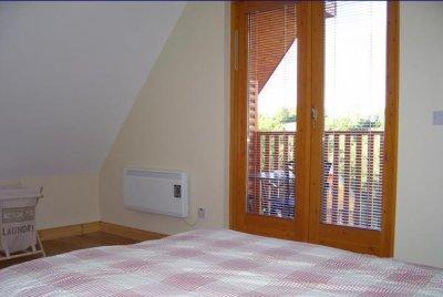 Erne River Lodges Indoors - Bedroom